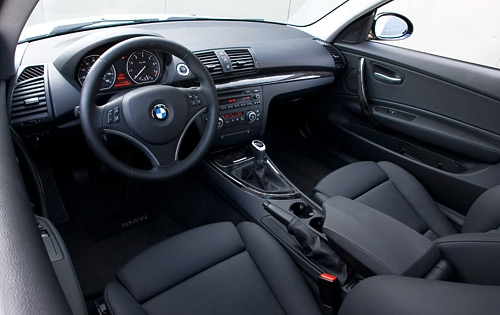 Тест-драйв BMW 128i Coupe